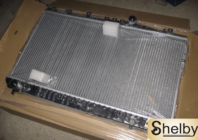 радиатор шевроле лачетти фото